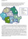 Imagine document Raport asupra procesului de descentralizare in Romania