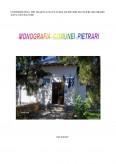 Imagine document Monografia comunei Pietrari