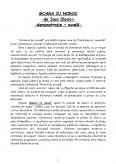 Imagine document Moara cu noroc - Ioan Slavici