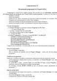 Imagine document Mecanismele programarii in Visual FoxPro
