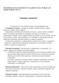 Imagine document Tipologia comunicarii