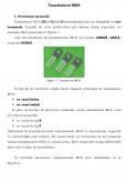 Imagine document Tranzistorul MOS