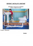 Imagine document Instalatii Sanitare
