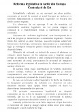 Imagine document Reforma Legislative In Europa Centrala Si De Est
