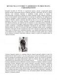 Revolutia lui Tudor Vladimirescu in principatul Tarii Romanesti