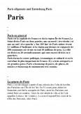 Paris Allgemein Und Entstehung Paris