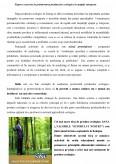 Promovarea Produselor Agroalimentare Ecologice in Romania