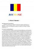A la Decouverte de la Roumanie