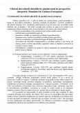 Politica Agricola si Integrarea Romaniei in Uniunea Europeana