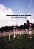 Temperatura Aerului in Arealul Depresionar Zarandean