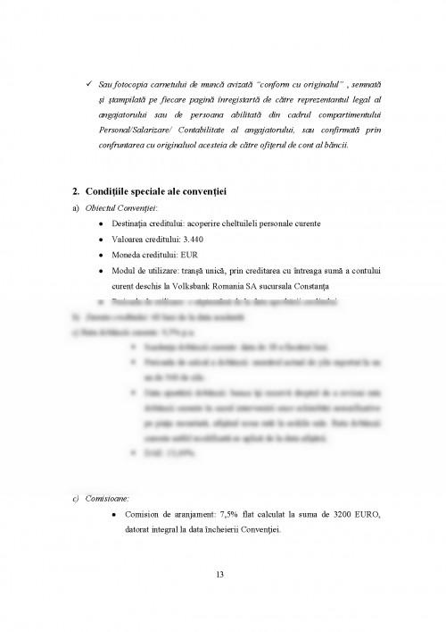 Calculator credit nevoi personale banca romaneasca